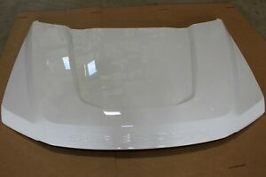 OEM Factory 2017-2022 SUPER DUTY Aluminum Truck Hood Oxford WHITE Ford Take Off
