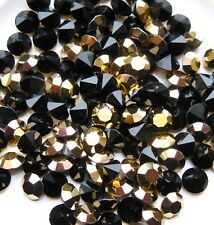 Comet d'Or Unf (29ss - 6mm) Vintage Swarovski 1100 Chatons Rhinestones