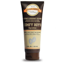 Comfy Boys Chocolate - #1 Intimate Deodorant Men 4oz Grooming Routine Companion