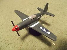 Built 1/100: American NORTH-AMERICAN P-51B MUSTANG Fighter Aircraft USAAF