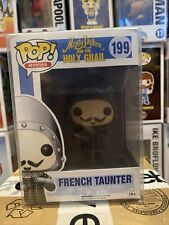 Funko Pop Monty Python and the Holy Grail 199 French Taunter + Protector