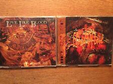 Love Like Blood [2 CD MAXI] Kiss & Tell + Flood of Love