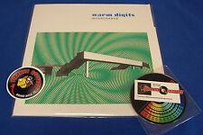 Warm Digits Interchange Electronic Rock LP + DVD Distraction AV 046 Piranha