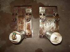 STRIPPET TURRET PRESS SHEET CLAMPS SET OF 2