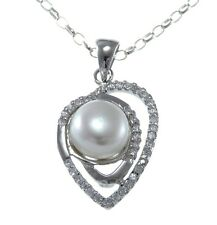 Natural Pearl Fine Necklaces & Pendants