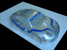 1/8 Porsche 911 GTS RC car Body Shell clear Hobao Hyper GT Traxxas Slash 0105