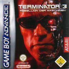 Gameboy Advance *SP NDS TERMINATOR 3 * Action *Neuwertig