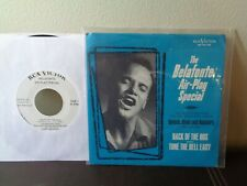 HARRY BELAFONTE AIR-PLAY SPECIAL 45 & Pic Sleeve / RARE RCA WHITE PROMO ONLY