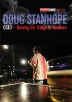Oslo: Burning the Bridge to Nowhere [DVD + Bonus CD] DVD New  Doug Stanhope