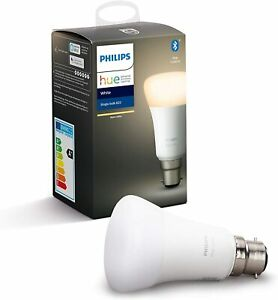 Philips Hue Single Dimmable Bulb B22 in Warm White - 806 lumen