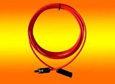 1 x 10m Solarkabel rot Photovoltaik 6mm2 mit MC 4 Stecker für PV Solar Montage