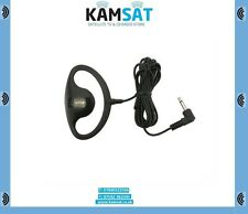 MIC Radio Earpiece Earphone for Kenwood Baofeng 2.5mm mono jack plug TK TH AHT