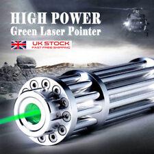 High Power Military Laser Pointer Pen Green 1MW 532nm Militar Burning Beam vf