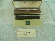Cross Kugelschreiber Silber Originalbox und Papiere