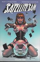 Satellite Sam Volumes 1-3 by Matt Fraction & Howard Chaykin TPBs Image Comics