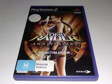 Lara Croft Tomb Raider: Anniversary PS2 PAL Preloved *Complete*