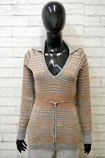 Maglione Diesel Taglia S Donna Pullover Sweater Cardigan Woman Lana