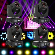4x Osram 7R 230W Beam Testa Mobile Luci 14 Colore DJ Stage DMX512 16/20CH luce