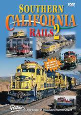 Southern California Rails DVD Pentrex San Timoteo Colton Fullerton BNSF UP PHL