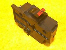 FEDERAL PACIFIC NA115 15 AMP 1-POLE PLUG IN BREAKER **CHIPPED SEE DESCRIPTION**