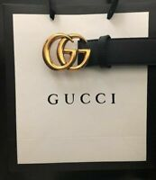 GUCCI High Quality Genuine Leather Belt Designer For Men And Women 110cm