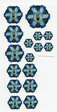 Battletech 1/60th scale Clan and IS Insignia decals- Clan Ghost Bear