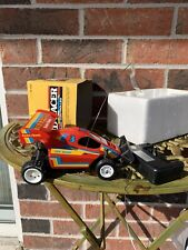 Radio Shack Red Racer Rc Remote Control Dune Buggy Car Toy 60-3065 Vintage Nos