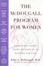 The McDougall Program for Women, McDougall, John A., Good Book