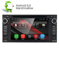 Android6.0 Car GPS WiFi Radio Stereo For Toyota Highlander Kluger 2008-2013
