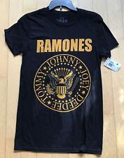 NWT Ramones t-shirt Ramones 1234 Small