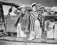 Saps at Sea (1940) Laurel & Hardy, Stan Laurel, Oliver Hardy 10x8 Photo