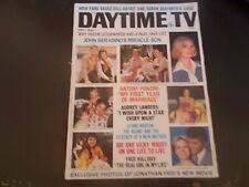 John Beradino, Audrey Landers, Bill Hayes - Daytime TV Magazine 1974