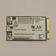 Dell Precision m4300 SCHEDA WLAN WIFI CARD 0pc193