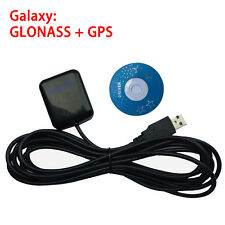 GPS Receiver USB GLONASS Galaxy for Car Laptop Ship Navigation Active GPS Mouse