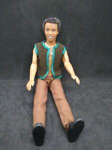 Steven - Mattel Barbie African American - Black Ken Doll -  1991 cloths