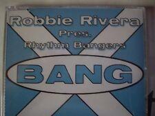 CD NEUF - RIVERA ROBBIE - BANG (MAXI SINGLE) - C7