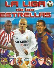 Liga de las Estrellas 2005 - Mundo Futbol Album COMPLETE
