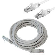 15 Meter LAN Netzwerkkabel  Ethernet Cat5e Patchkabel Kabel Netzwerk, LAN & DSL