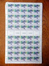 SOLOMON ISLANDS Wholesale 90c General Post Office Sheet of 50 SALE PRICE FP2535