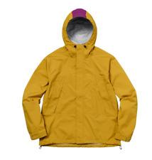 Chaqueta de costura Supremo Con Cinta-Reino Unido Medium-dorado-NUEVO-SS18