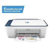 HP DeskJet 2732 Wireless All-in-One Color Inkjet Printer Instant Ink - BRAND NEW