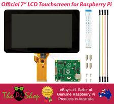 "Raspberry Pi Official 7"" LCD Touchscreen - 10 Finger Touch Screen PiTFT"