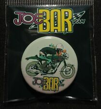 Pin Button Badge Ø38mm    JOE BAR TEAM #3
