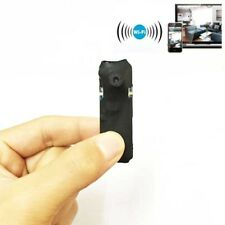 DIY mini camera wireless WIFI IP audio nanny micro pinhole hidden spy camera dvr
