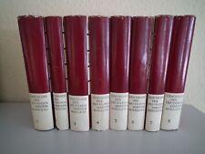 Geschichte der Deutschen Arbeiterbewegung in acht Bänden. Band 1 - 8 aus 1966