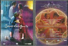 DVD - JEUX D' ENFANTS avec MARION COTILLARD, GUILLAUME CANET / COMME NEUF
