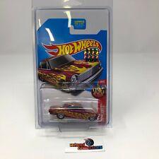 #847  '63 Chevy II * Super Treasure Hunt * 2017 Hot Wheels Factory Set * JC24