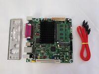 Intel D525MW Motherboard Bundle, Intel Atom D525, Mini ITX, DDR3, 1GB DDR3