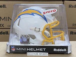 Los Angeles Chargers - Riddell NFL Speed Mini Football Helmet (2020 Updated)