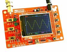 "DSO138 2.4"" TFT Digital Oscilloscope Kit DIY parts ( 1Msps )+ Oszilloskop probe"